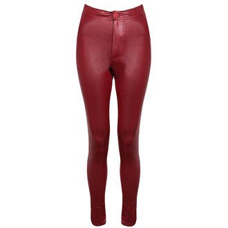 View Item Wine Shiny Disco Pants